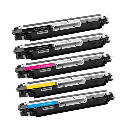CE310A Toner HP Negro CP1025