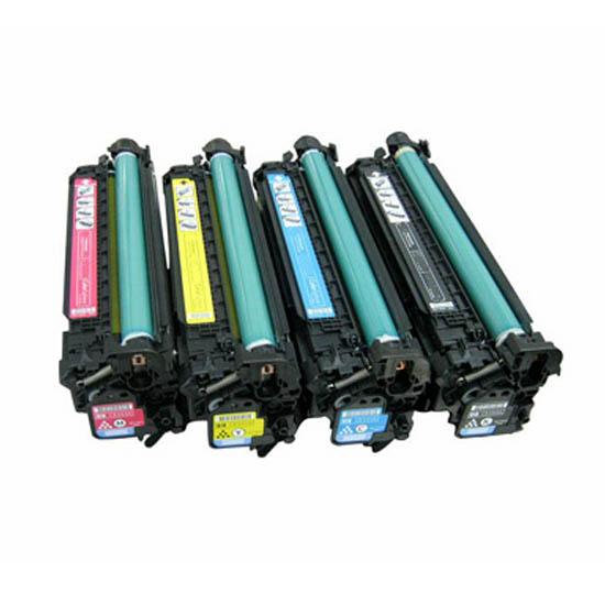 Toner Color LaserJet CE250A-CE251A-CE252A-CF253A