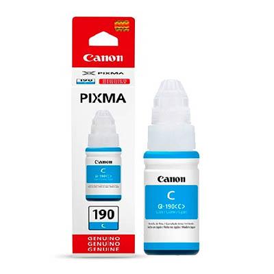 Tinta Canon Gi-190 C Cyan