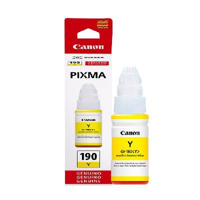 Tinta Canon Gi-190 Y Yellow