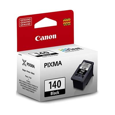 Tinta PG-140 Negra Original Canon
