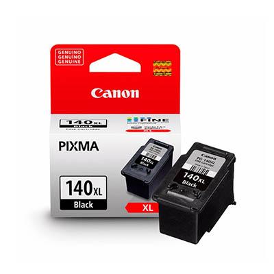 Tinta PG-140XL Negra Original Canon