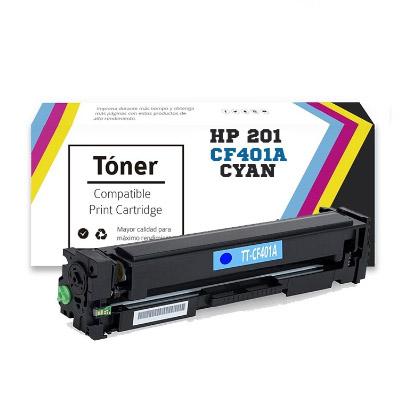 Toner Generico Hp 201 CF401A Cyan