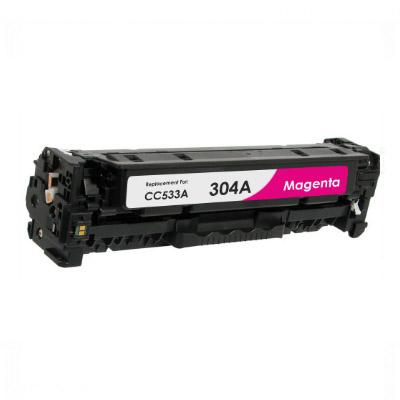 Toner Generico Hp 304 CC533A Magenta