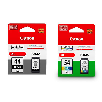 Kit Cartuchos Canon Pg-44xl Y Cl-54xl