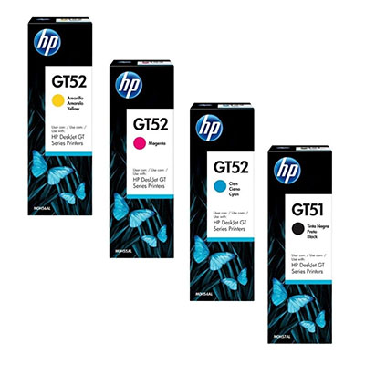 Kit de tintas gt-51 y gt-52
