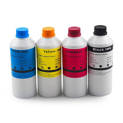 Tinta Litro Para Impresoras Hp Con Sistema O Para Recarga