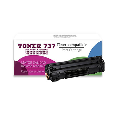 Toner 737 Para Canon