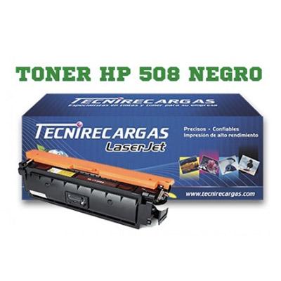 Toner Generico Hp 508X Negro CF360X