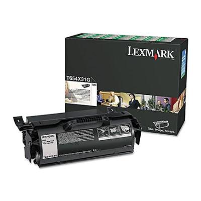 Toner Lexmark T564-t656 T654x31g