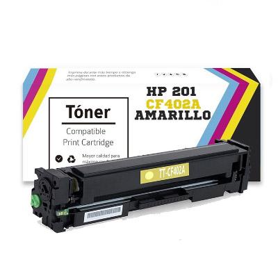 Toner Generico Hp 201 CF402A Amarillo